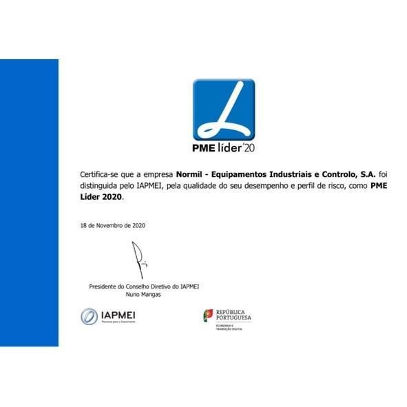 Diploma PME Líder 2020