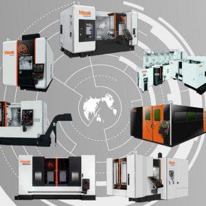 CNC Machines (MAZAK)